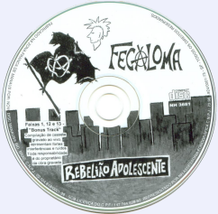 CD Rebelião Adolescente